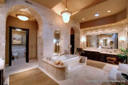 Bathroom Arch