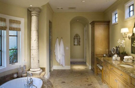 Classic Bathroom Remodeling Idea